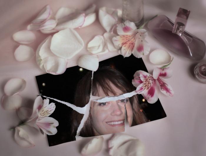 Broken photo